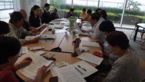 「若者とグローバル市民・人材」、NGOと埼玉県国際課、JICA埼玉デスク、埼玉県国際交流協会の活発な意見交換